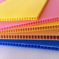 Buy cheap Customized Anti - Corrosion / Anti - Static Polyprolylene Corflute Board from wholesalers