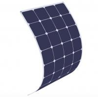 Buy cheap Ultra Light Electric Car / Roof Flexible Solar Panels 100W Over 23% Efficiency IP65 from wholesalers