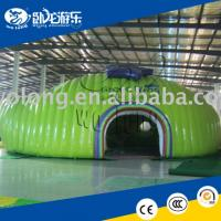 Buy cheap Hot sale inflatable tent,inflatable bubble tent,tent with inflatable for sale from wholesalers