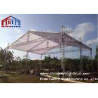 6082-T6 Aluminum Box Truss/ Lighting Truss Hand Hoist 290mm X 290mm Size