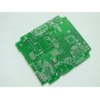 Buy cheap Silkscreen White Single Sided PCB Gold Plating 0.6mm 2oz Copper FR4 from wholesalers