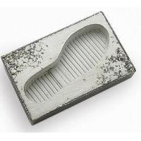 Buy cheap Shoe prints Shape Fancy Concrete Ashtray Container For Home Decoration from wholesalers