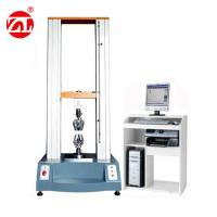 Buy cheap 5KN Computer Servo Tensile strength Testing Machine For Plastics from wholesalers