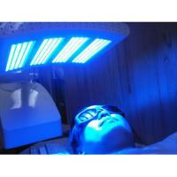 Buy cheap PDT LED Light Therapy Machine For Wrinkle Reduction , Anti Aging Facial Light Therapy Devices from wholesalers