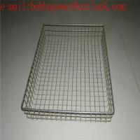Buy cheap instruments tray /stainless steel wire mesh basket /wire mesh basket /medical instruments tray from wholesalers