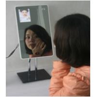 Buy cheap Mini Magic Mirror Light Box 13.3 Inch Advertising Display for Beauty Shop from wholesalers