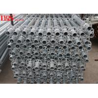 Buy cheap Professional Durable Pin Lock Scaffolding System 0.5-3M For High Rising Construction from wholesalers