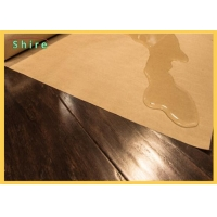 Buy cheap Single Side Adhesive Moisture Proof 45g/M² Surface Protection Paper from wholesalers