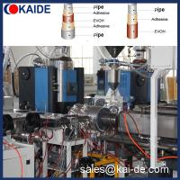 Buy cheap 3 or 5 layer PE-Xb EVOH PE-Xb Pipe extrusion machine/production line/equipment/plant/extruder/extrusion line from wholesalers