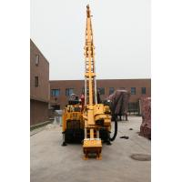 Buy cheap 179KW Full Hydraulic Drilling Rig , Mineral Exploration Drill Rigs CSD1800AX from wholesalers