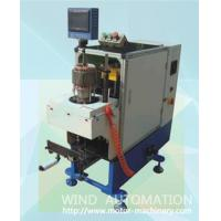 Buy cheap Stator coil single side lacing winding binding machine for pump compressor induction motor from wholesalers