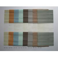 Buy cheap Modern Curtain Blinds of Double Faced Zebra Blinds from wholesalers