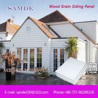Buy cheap Exterior fiber cement decorative cladding wall board , decorative siding wall panel from wholesalers