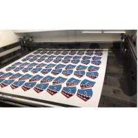 Buy cheap Laser cutting machine for facial mask/protective apparel/lab coat  from wholesalers
