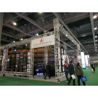 Buy cheap Gymnasium Aluminum Box Truss Bolt Trade Show Booth Large Heavy Loading 450x600 mm from wholesalers