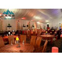 Buy cheap UV Resistant Outside Event Tents For Trade Show And Festivals Celebration from wholesalers