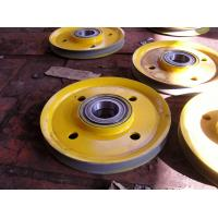 Buy cheap Professional Non-Standard Hot-Rolled Pulley / Crane Sheave For Port Machinery from wholesalers