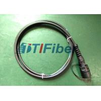 Buy cheap ODVA -LC Duplex IP67 Fiber Optic patch cord / fiber patch cable assemblies product