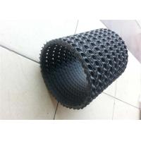 Buy cheap Geocomposite Drain, Hard Water Permeable Pipe With Black Color from wholesalers