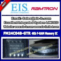 Buy cheap FM24C04B-GTR - Ramtron - IC FRAM 4KBIT Serial I2C 1MHZ SOIC-8 - sales009@eis-ic.com from wholesalers