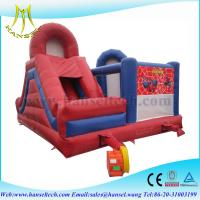Buy cheap Hansel commercial kids bounce house playground for sale from wholesalers