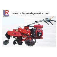 Buy cheap Multi Functional Agricultural  Heavy Duty Rotary Tiller , Belt Connection Front Tine Tiller from wholesalers