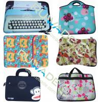 Neoprene notebook laptop computer sleeve,neoprene macbook laptop sleeve bag  Soft neoprene laptop