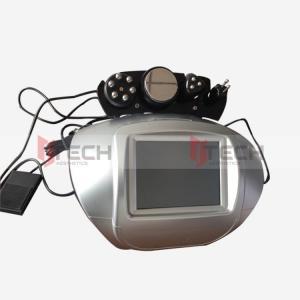 Buy cheap Fat Reduce 5Mhz Professional Beauty Machines RF Ultrasonic Weight Loss Machine 40khz product