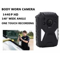 Buy cheap Full HD Law Enforcement body worn surveillance cameras Night Vision H.264 Video Compression from wholesalers