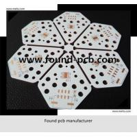 Buy cheap Aluminum Base Metal Core Printed Circuit Board For LED Lights UL E361831 from wholesalers