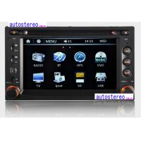 Buy cheap Bluetooth Touch Screen 6.2'' Car Stereo Honda Sat Nav DVD with SD USB Dual Zone from wholesalers