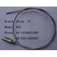 Buy cheap Wire Seal / Shipping container wire cable seal from wholesalers