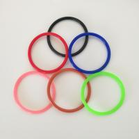 Buy cheap High Pressure Resistance Colored Rubber Gasket Seal / Small Rubber O Rings from wholesalers
