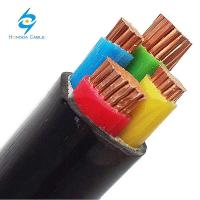 Buy cheap 4 Core 95mm 120mm 0.6 /1KV Copper XLPE Unarmoured Underground Power Cable from wholesalers