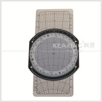 Buy cheap Aviation Flight Computer Plastic Wheel E6B Plotter with Cardboard for Classroom Pilot Students from wholesalers