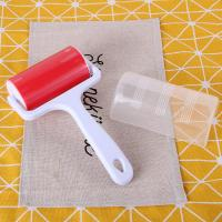 Buy cheap Washable Lint Roller, Small Dust Remover, Red Reusable Cleaner from wholesalers