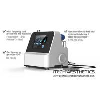 Buy cheap Body Pain Relief Portable Shockwave Therapy Machine With 5 Treatment Tips from wholesalers