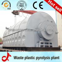 Buy cheap Pipes condensor make more oil rate waste tire recycling equipment from wholesalers