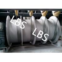 Buy cheap Wire Rope Electric Windlass Winch For Building / Construction Wipe Wall Crane from wholesalers