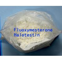 Buy cheap Anabolic Testosterone Powder Raw Steroid Powders Fluoxymesterone / Halotestin CAS 76-43-7 product