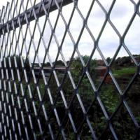 Buy cheap Expanded Metal Fencing Panels 0.5mm Steel Wire Fencing for Sports Fields China Factory from wholesalers