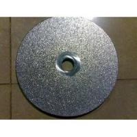 Buy cheap Round Industrial Diamond Grinding Wheels , Durable 150mm Diamond Grinding Wheel from wholesalers
