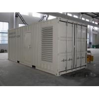 Buy cheap CUMMINS Standby Container Generator Set Reasonable Structure  Enclosed Housing from wholesalers