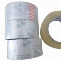 Buy cheap 45-micron BOPP Packing Tape, Available in Red from wholesalers