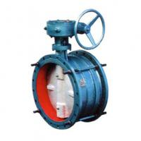Buy cheap Double Flange Butterfly Valve EPDM Lined from wholesalers