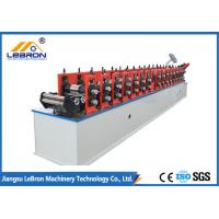 Buy cheap PLC Control Drywall Stud Roll Forming Machine CD UD Shape 4500*800*800mm from wholesalers