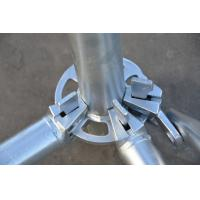 Buy cheap Construction Material Ring Lock Scaffolding Parts Hot Dipped Galvanized Steel from wholesalers