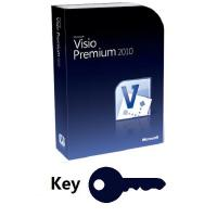 Buy cheap Microsoft Visio Premium 2010 Key from wholesalers