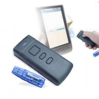 Buy cheap Portable Wireless Bluetooth CCD Barcode Scanner PT20 For Mobile/tablet/PC from wholesalers