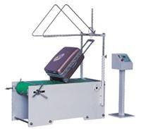 Buy cheap QB Luggage Testing Equipment Roll Wheel Type Bags Vibration And Abrasion Tester from wholesalers